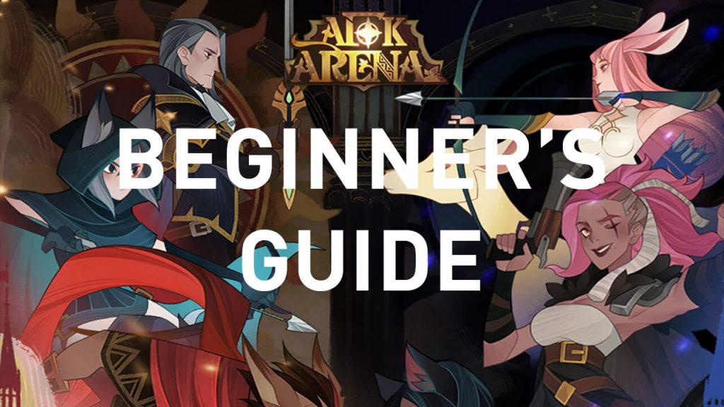 AFK Arena Beginner's Guide